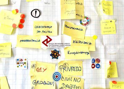 Društvene mreže za Republički sekretarijat za javne politike