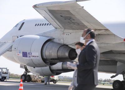 Dvanaest EU aviona do sada